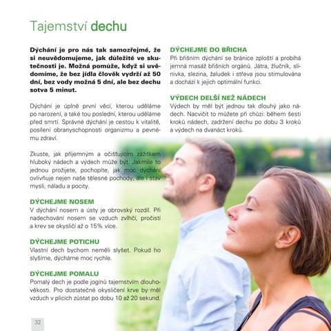 Page 32 of Správný dech