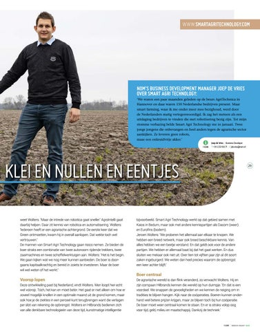Page 29 of Smart Agri Technology verbindt
