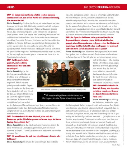 Page 29 of Exklusiv-Interview Stefan Ruzowitzky
