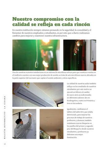 Page 12 of DESDE LA ADMINISTRACIÓN