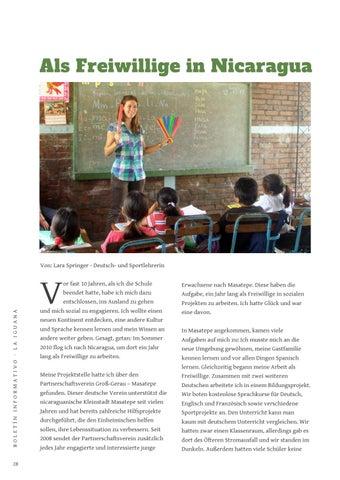 Page 28 of TRABAJANDO COMO VOLUNTARIA