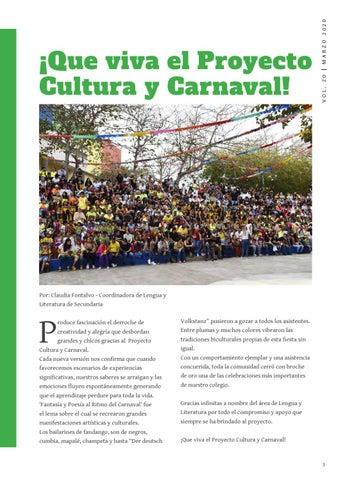Page 3 of HASTA EL PRÓXIMO CARNAVAL