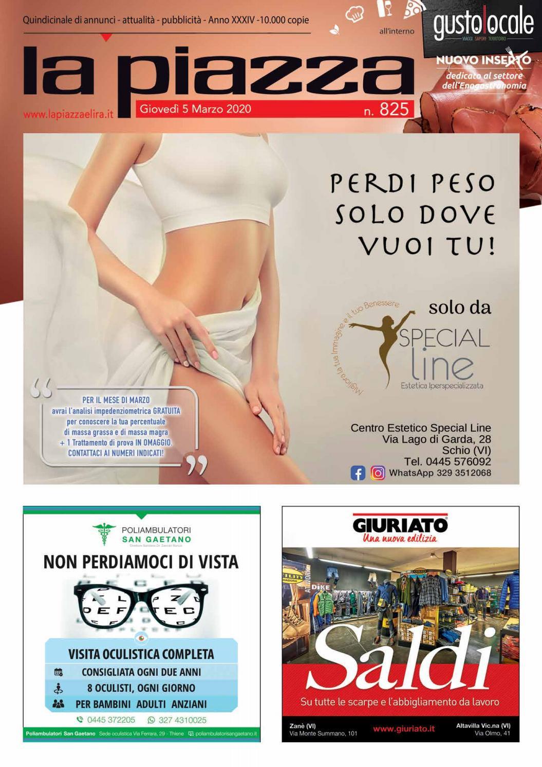 Il Migliore Amico Schio la piazza di thiene n 825 by pubblistudio pubblicità srl - issuu