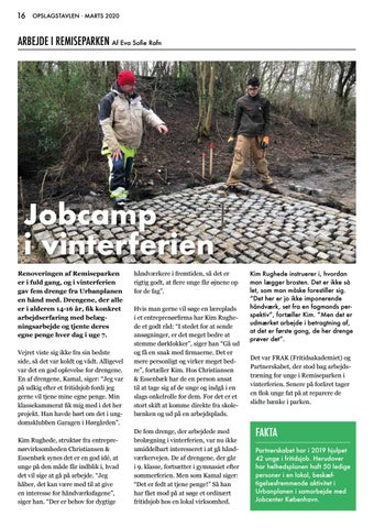 Page 16 of Jobcamp i Remiseparken