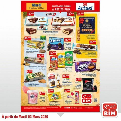 Catalogue BIM du  03Mars au 10 Mars 2020