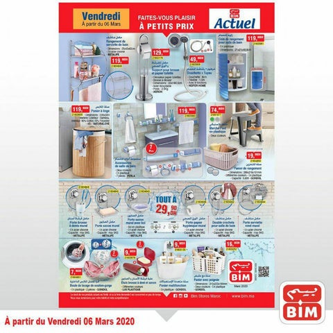 Catalogue BIM du 06 Mars au 13 Mars 2020