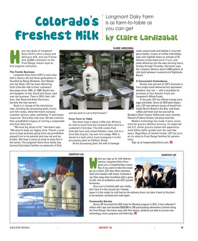Page 21 of Colorado's freshest