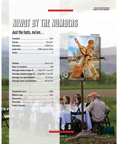 Page 25 of Niwot by the numbers