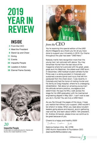 Page 3 of From the CEO