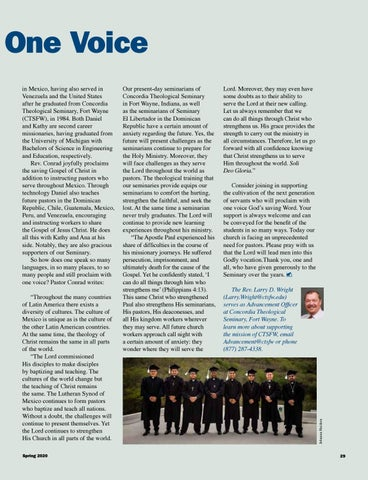 Page 29 of Profiles in Giving