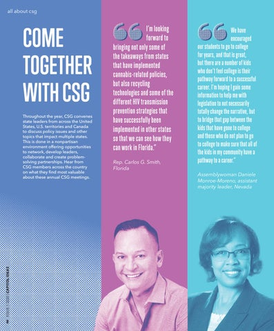 Page 10 of Come Together with CSG