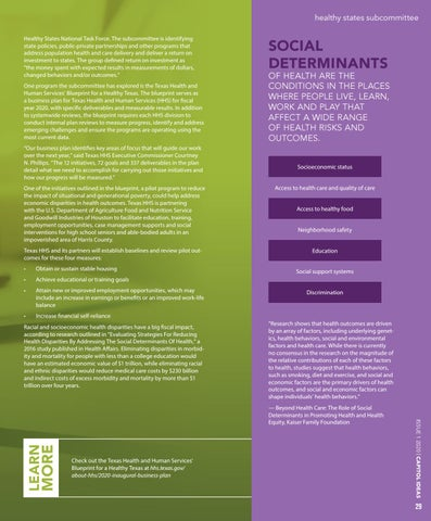 Page 31 of Maximizing Our Return on Investment