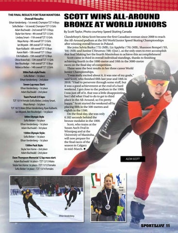 Page 11 of speed skating