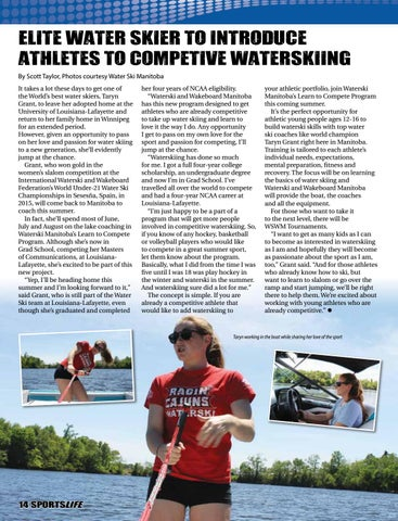 Page 14 of waterski