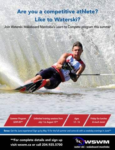 Page 15 of waterski