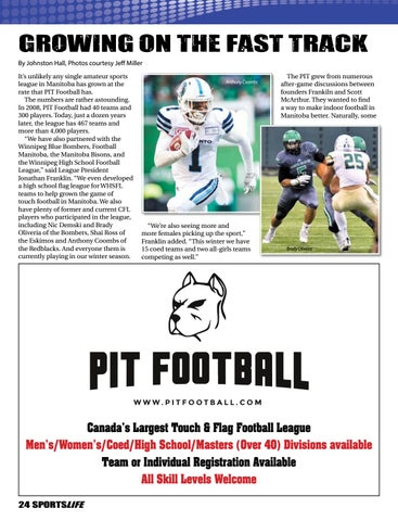 Page 24 of Flag Football
