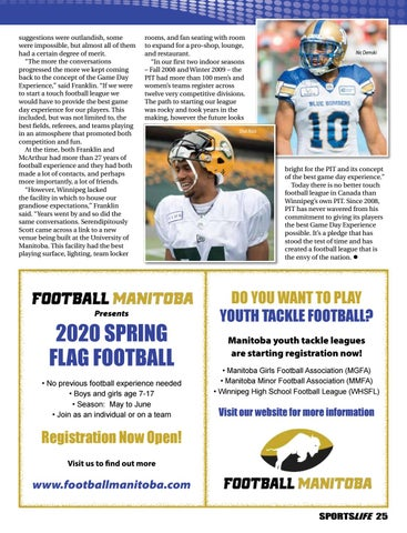 Page 25 of Flag Football