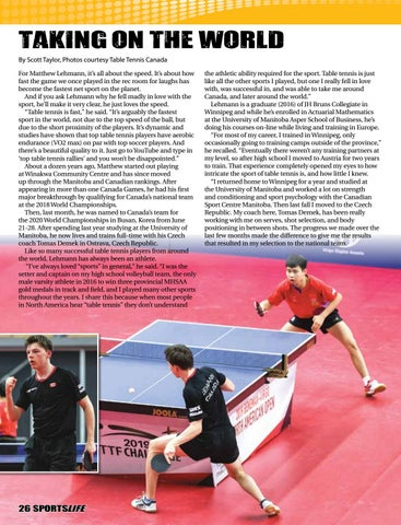 Page 26 of Table Tennis