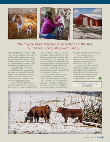 Page 11 of The Right Partner Helps Family Farm Thrive