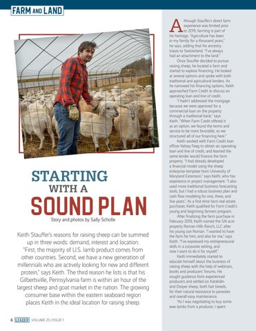 Page 4 of Starting with a Sound Plan