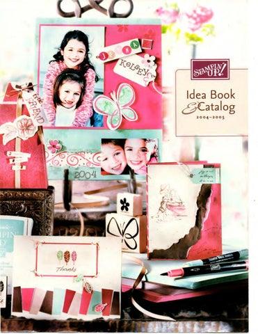 Retired Stampin Up Stamp set Background Basics