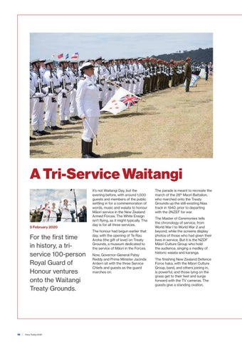 Page 10 of Waitangi Day Commemorations