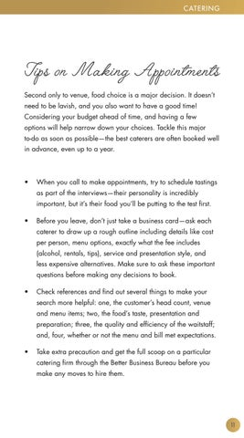 Page 11 of Catering