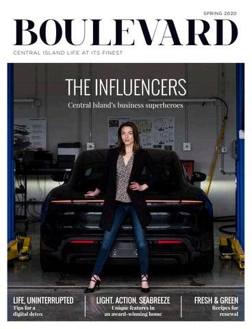 Boulevard Magazine Central Island Edition Spring 2020 By Boulevard Magazine Issuu