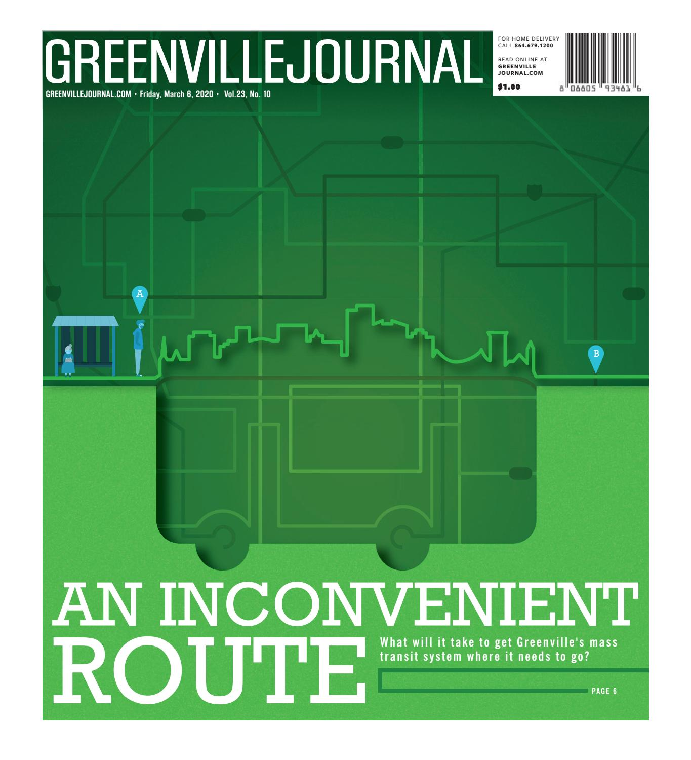 March 3 2020 Greenville Journal By Community Journals Issuu