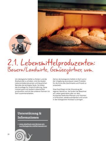 Page 28 of 2. Lebensmittelproduzenten und -handwerker