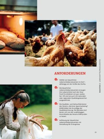 Page 29 of 2. Lebensmittelproduzenten und -handwerker