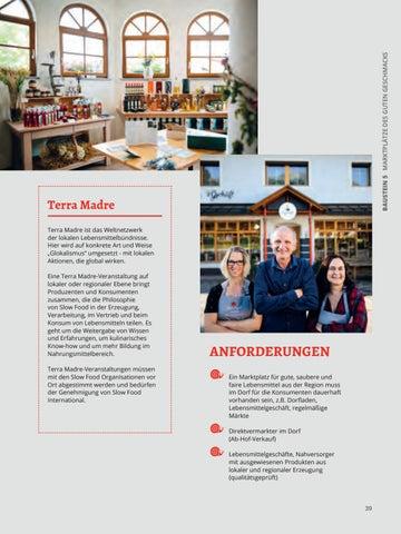 Page 39 of 5. Marktplatz des guten Geschmacks
