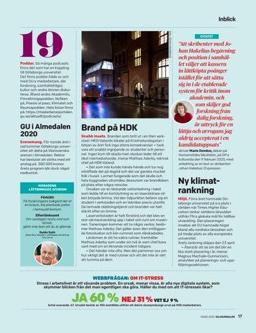 Page 17 of IT-system. Bättre samordning av lokaler önskas