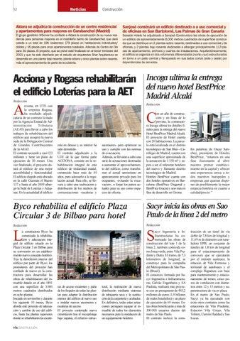 Page 12 of Acciona y Rogasa rehabilitarán el edificio