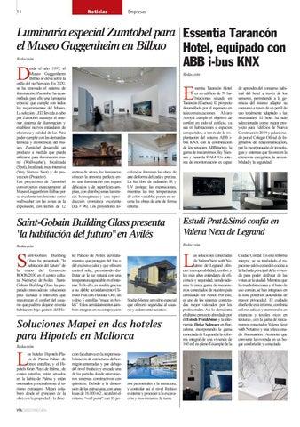 Page 14 of Luminaria especial Zumtobel para el