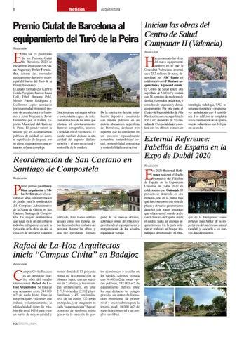 Page 8 of Premio Ciutat de Barcelona al equipamiento