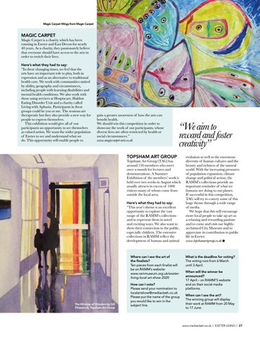 Page 27 of RAMM LOCAL ART SHOW Where to see the art