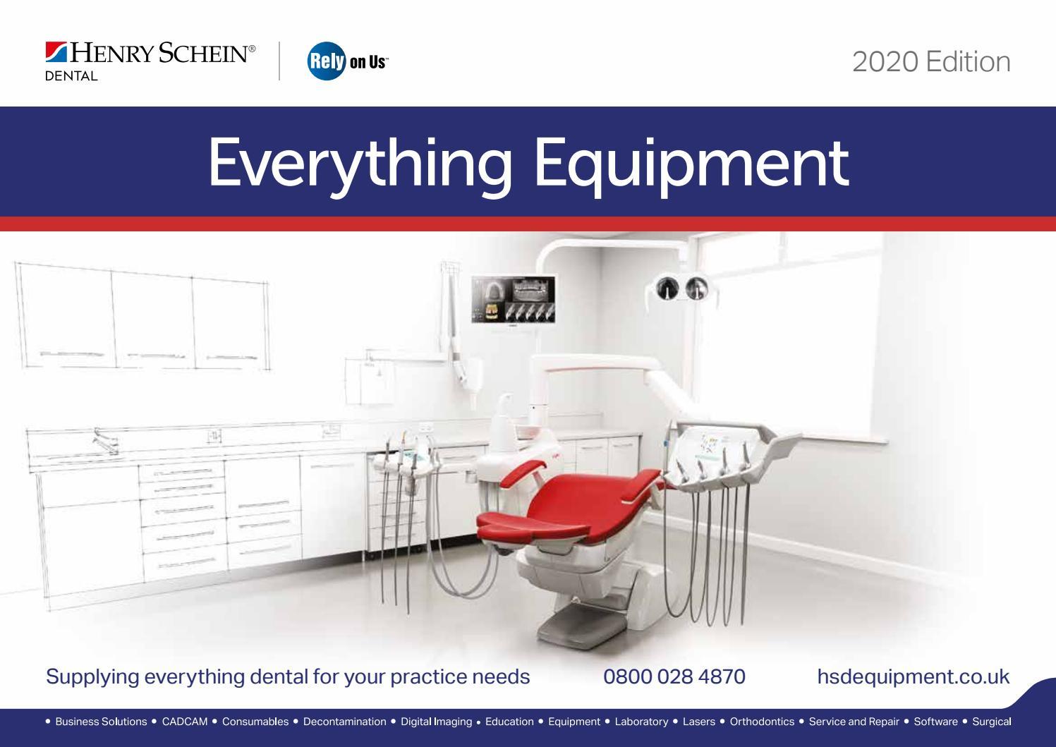 Everything Equipment 2020 By Henryscheinuk Issuu