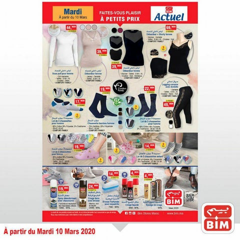 Catalogue BIM du 10 Mars au 17 Mars 2020