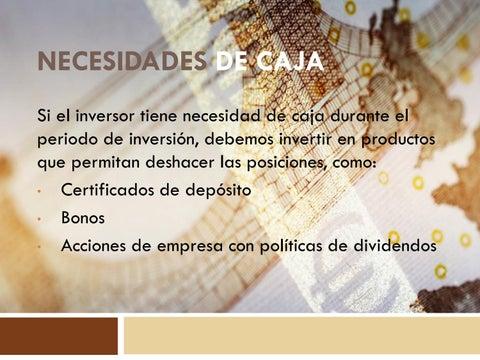 Page 8 of NECESIDADES DE CAJA