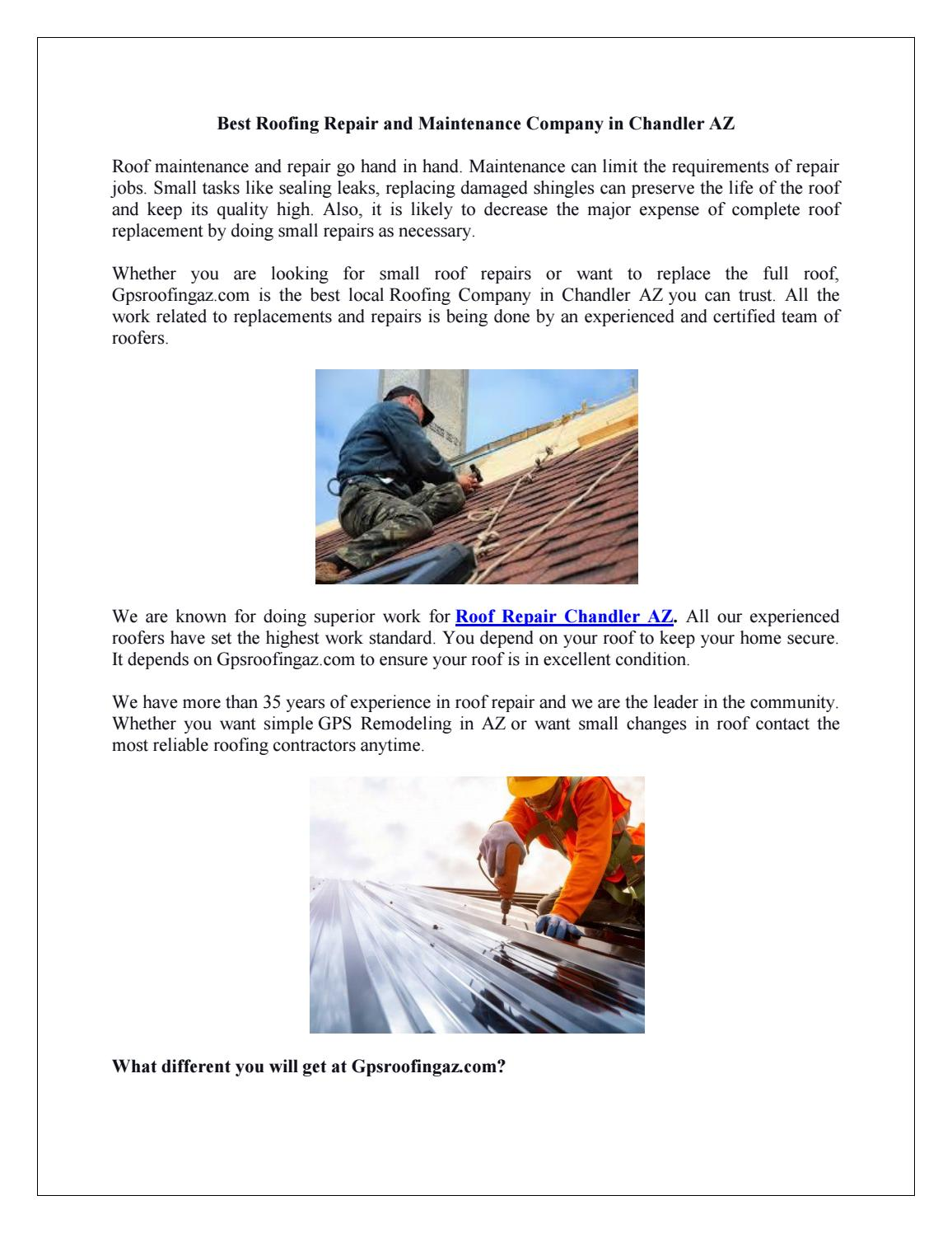 Gps Remodeling In Az By Gps Remodeling Issuu