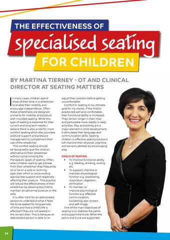 Page 24 of Specialised seating