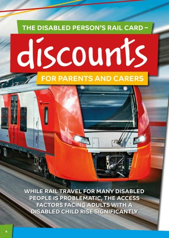 Page 6 of Rail travel – discounts for parents and carers