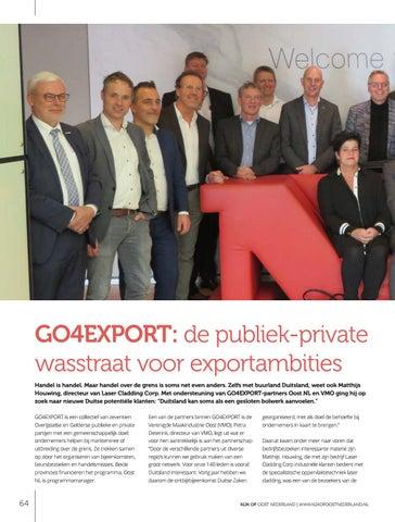 Page 64 of voor exportambities