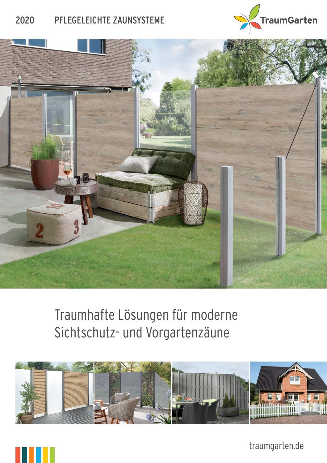 Holzland Koster Pflegeleichte Zaunsysteme Traumgarten By