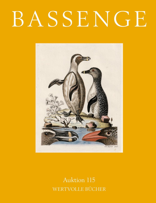 Bassenge Buchauktion 115 Wertvolle Bucher By Galerie Bassenge Issuu