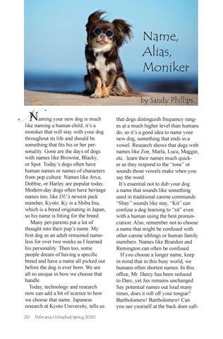 Page 20 of Name, Alias, Moniker
