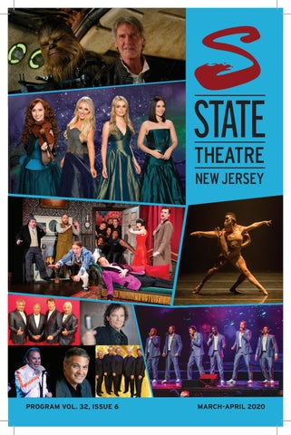 State Theatre New Jersey Program Vol 32 Issue 6 By State Theatre New Jersey Issuu
