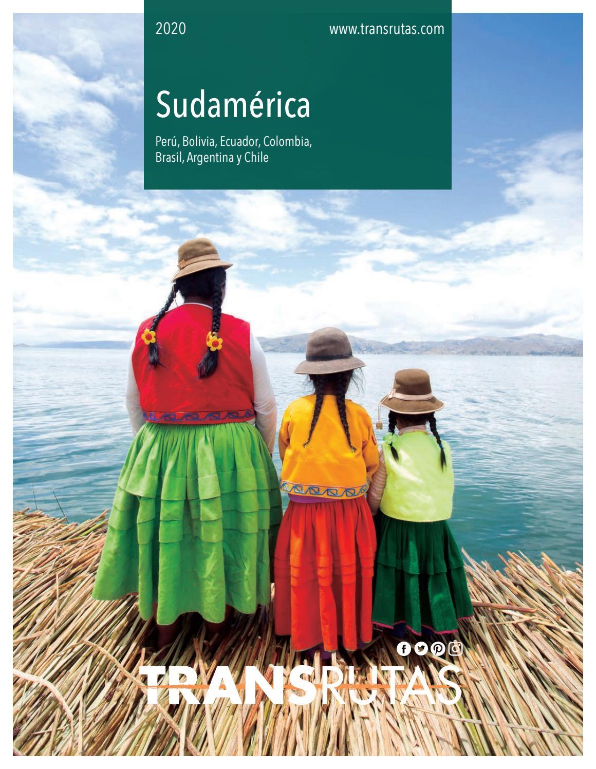 Catálogo Sudamérica Transrutas 2020 By Transrutas Issuu