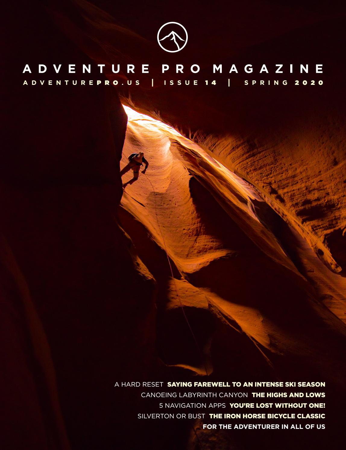 Adventure Pro Spring 2020 By Ballantine Communications Issuu